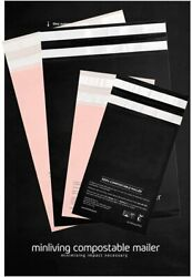 minliving Compostable Biodegradable Mailers Poly Mailers Eco Friendly Reusable $17.90