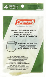 Coleman Tie Style Mantle 4 Pack $4.44