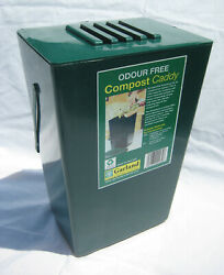 Garland ODOUR FREE COMPOST CADDY Made in England $7.00