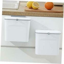 Compost Bin Indoor Kitchen Sealed Compost Bucket for Countertop or White $30.66