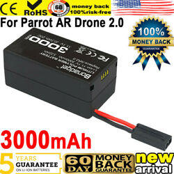 11.1V 3.0AH Lithium Polymer Battery For Parrot AR Drone 2.0 Quadcopter $16.99