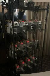 Antminer L3 and PSU **IN HAND** Apw3 13 Rig Farm Running Latest Hive OS Tuned $16000.00