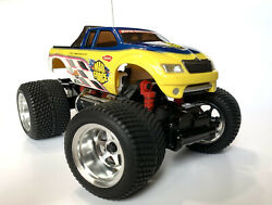 Kyosho Mini Z Monster MAD FORCE Rare Vintage for Collectors Upgraded Readyset $450.00