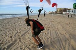 Paraglider Paramotor Paragliding Training Lessons Instruction Classes Tandem BFI