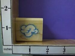 Single Cloud Puffy Sky rubber stamps 30D $8.22