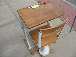 Antique Student Desk $149.95