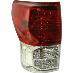 Tail Light For 2010-2013 Toyota Tundra Driver Side $57.49