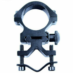 1quot; Scope Ring Picatinny Weaver Rail Laser Flashlight Mount with Barrel Adapter $7.95
