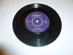 THE KINGSTON TRIO - Ruby Red - UK 4-prong centre label 7