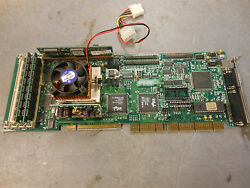 Single Board Computer Pentium MMX 200MHz 64MB EDO ram PCI and microchannell $399.00