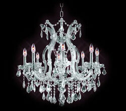New Crystal Chandelier Chandeliers Lighting 26