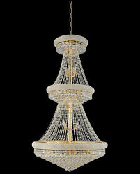 New! Crystal Chandelier Chandeliers Lighting 42