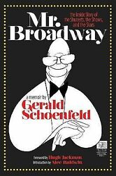 NEW Mr. Broadway: The Inside Story of the Shuberts the Shows and the Stars