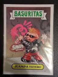 Garbage Pail Kids - 5x7 Topps Card Set - SDCC 2015 Exclusive - New Wave Dave $70.00