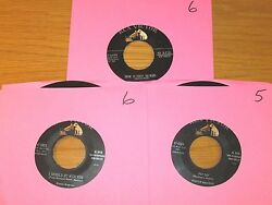 LOT of 11 COUNTRY 45 RPMs - PORTER WAGONER - RCA LABEL