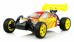 1 10 Scale 2.4Ghz Exceed RC Electric SunFire RTR Off Road RC Buggy Car Fire Red $159.95