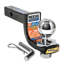 Reese Towpower Class II Starter Kit 7043100 2 1 2quot; Drop 2quot; Ball for 1 1 4quot; Rec