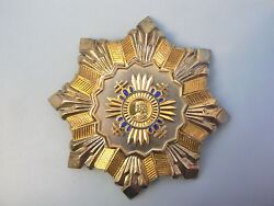 CZECH SLOVAKIA WWII ORDER OF PRINCE PRIBINA 1940 medal extremely rare