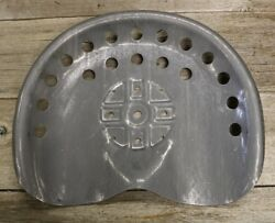Antique Style Metal Tractor Seat RUSTIC Ranch Home DECOR Farm Wagon Stool $12.99