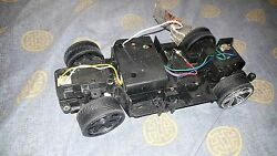 2012 dodge challenger chassis Jada Big Time Muscle RC for parts or repair $19.99