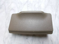 OEM 1993 Saturn SC2 Brown Center Floor Console Ashtray Assembly Insert