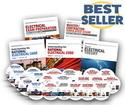 Mike Holt's 2014 MasterContractor Comprehensive Library DVDs