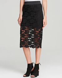 NWT Free People Lace Pencil Skirt $55.00