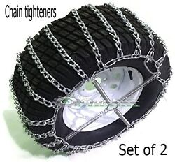 OPD Tire Chain Tighteners Tensioners ATV Garden Tractor Lawn Mower Set of 2 $17.99
