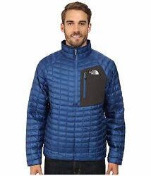 *NWT* THE NORTH FACE THERMOBALL PULLOVER TNF Dish Blue: MSRP $160 $79.00