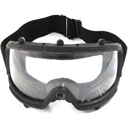 AIRSOFT PAINTBALL TACTICAL SHOOTING GOGGLES Ski Googles Eye Wear Dust Protection $10.95