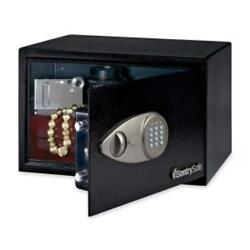 Sentry Safe Security Safe - 0.50 Ft - 2 X Live-locking Bolt[s] - 8.7