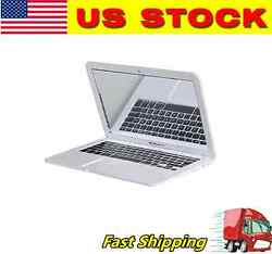 Mini Pocket MacBook Air Laptop Glass Women Makeup Mirror Sliver USA Seller $4.99
