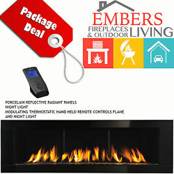 NAPOLEON LHD62 LINEAR GAS FIREPLACE MODERN 62