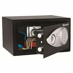 0.4 Cubic Foot Security Safe Black X L Live-locking Bolts X041e