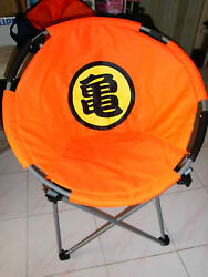 NEW DRAGON BALL Z EASY OUT BEACH SUMMER FOLDING FOLD UP CHAIR OUTDOOR CAMPING