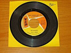 NORTHERN SOUL 45 RPM - SPINNERS  V.I.P. 25050