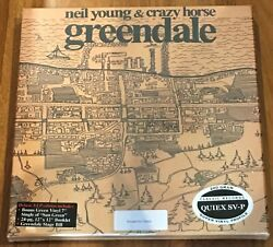 Neil Young & Crazy Horse Greendale Classic Records 200gm vinyl 3 LP  7