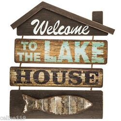 Rustic CabinCottage Wood Country Wall Decor