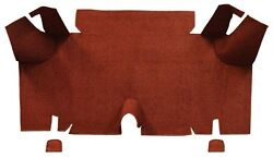 1965 1966 Ford Mustang Fastback Trunk Kit Floor Only Nylon Carpet Trunk Mat 3pc $120.95