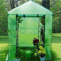 8 Shelves Greenhouse Portable Mini Green Grow Hot House Brand New