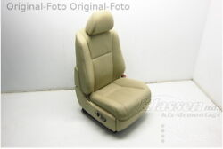seat front Right LEXUS UVF4 USF4 USF40 LS 460 600h 04.06-
