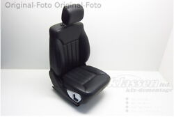seat front Right Mercedes M-CLASS W164 ML 07.05- 201A leather