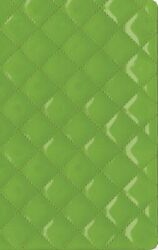 NIV Quilted Collection Bible Imitation Leather Green Red Letter Editi .. NEW