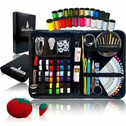 Evergreen Art Supply Sewing Kit Bundle with Accessories Other Crafts