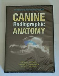 Canine Radiographic Anatomy : An Interactive Instructional by Anton G. Hoffman