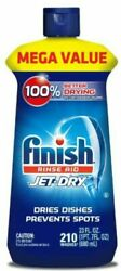 Finish Jet-Dry Rinse Aid Dishwasher Rinse Agent - Drying Agent 23 oz (1 Pack)  $14.50
