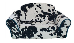 Plush Pull Out Pet Dog Sleeper Bed