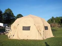 Military Base X & Sale For Military Tent