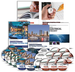 Mike Holt's MasterContractor Comprehensive Training Library 2017 NEC