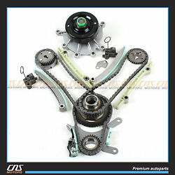 TIMING CHAIN KIT + WATER PUMP for 2002-2008 DODGE JEEP 4.7L SOHC